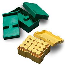 Coin & Bar Storage Boxes