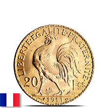 French & Swiss Gold Coins