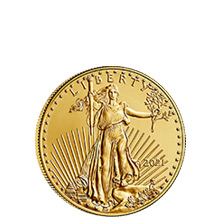 1/10 oz Gold Eagles