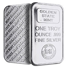 Golden State Mint Silver Bars