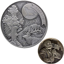 Hobo Nickels and Carved Coins