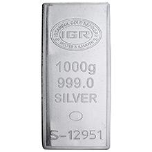 IGR Silver Bars