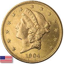 Pre-1933 U.S. Mint Gold