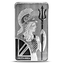 Royal Mint Silver Bars