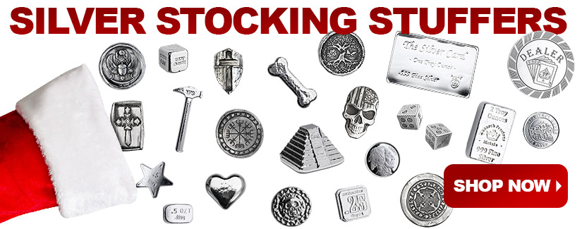 Silver Stocking Stuffers - Shop Now
