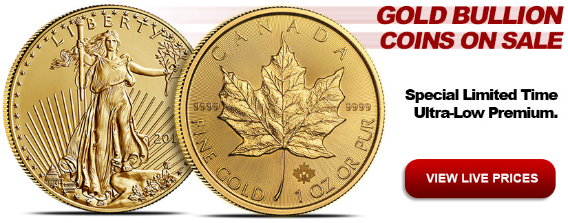 Buy Gold & Silver Coins or Bars Online, Low Silver Prices