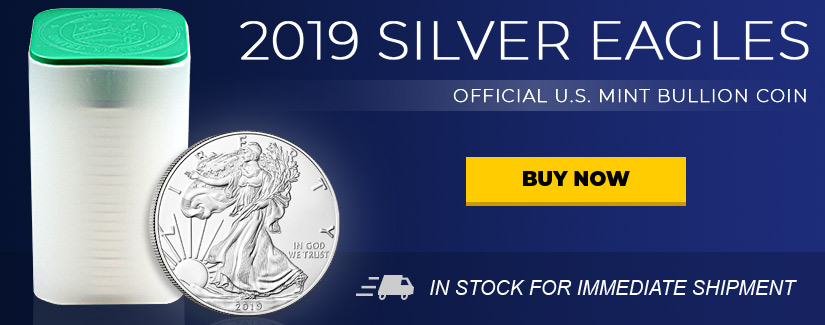 2019 American Silver Eagles In Stock - Order Now