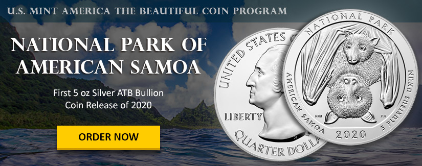New 5 oz ATB American Samoa - Pre-Order Now