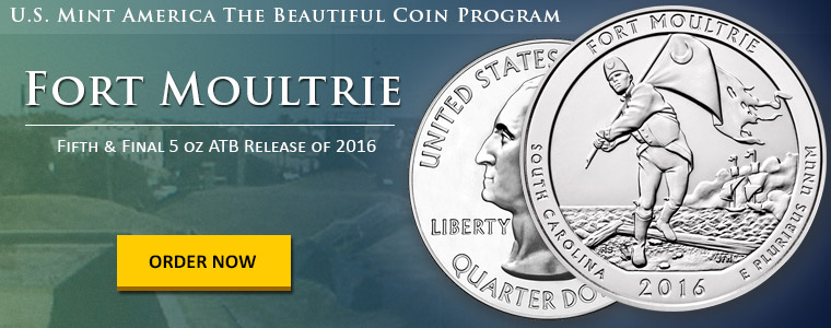 NEW Fort Moultrie 5 oz ATB