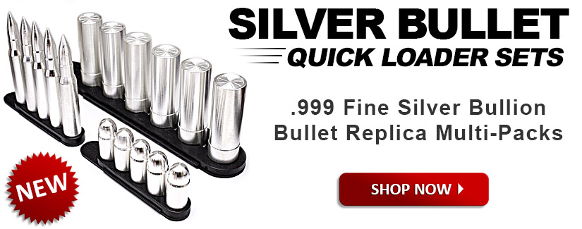 NEW Silver Bullet Quick Loader Sets
