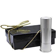 5 oz Silver Bullet - 12 Gauge Shotgun Shell in Gift Box