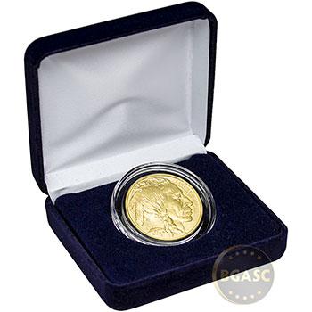 2019 1 oz American Gold Buffalo Brilliant Uncirculated Bullion Coin in Velvet Gift Box
