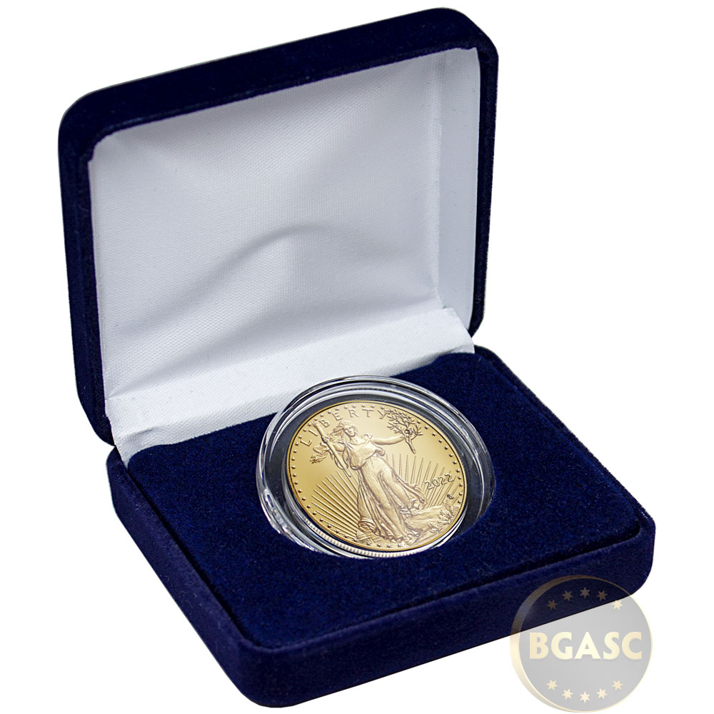 Buy 1 Oz Gold American Eagle Brilliant Uncirculated