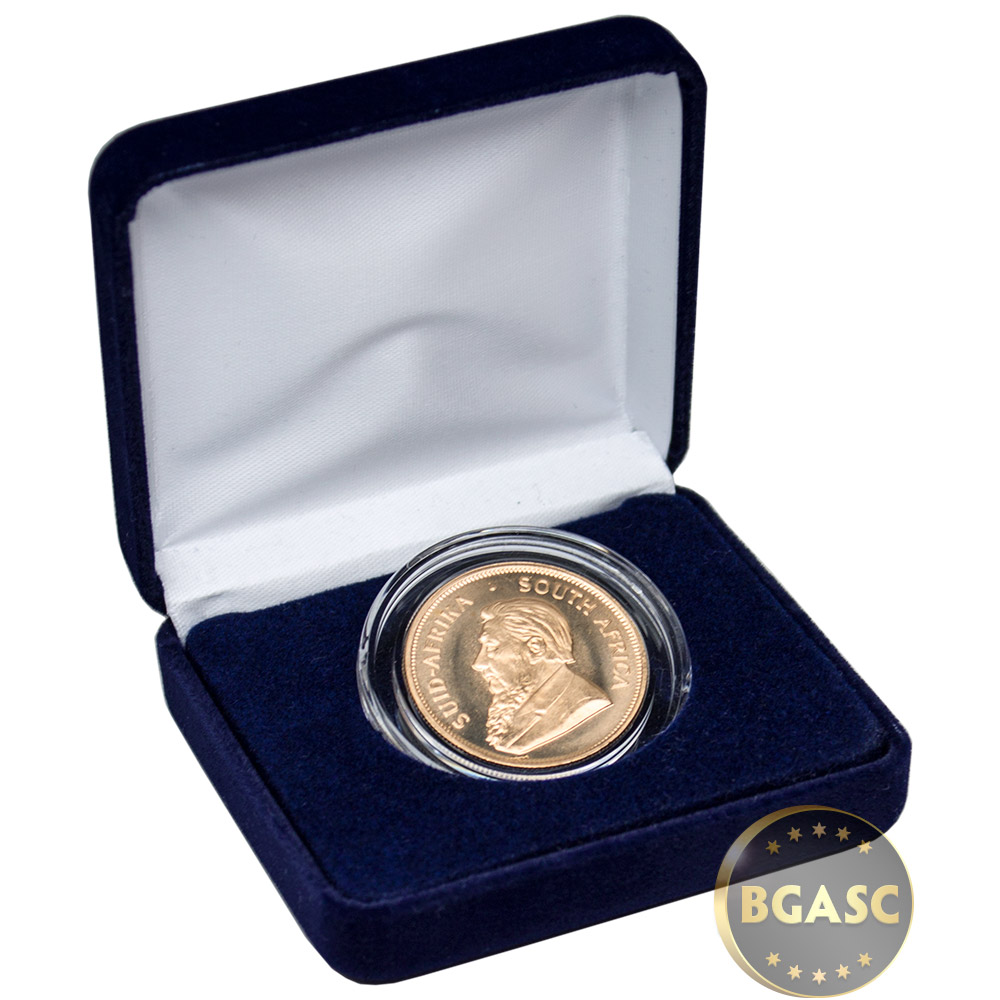 Buy 1 Oz Gold South African Krugerrand Brilliant