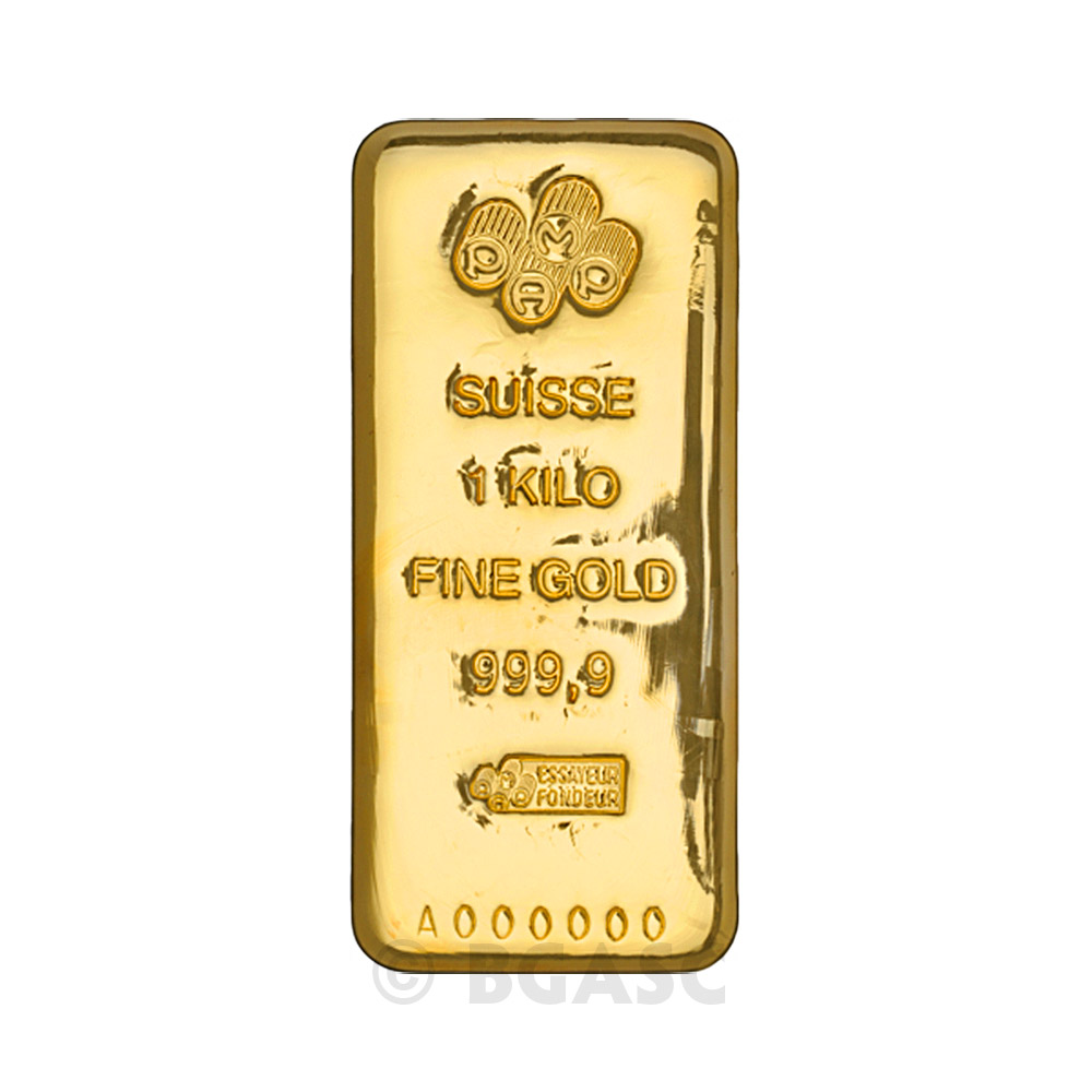1 Oz Credit Suisse Silver Bars
