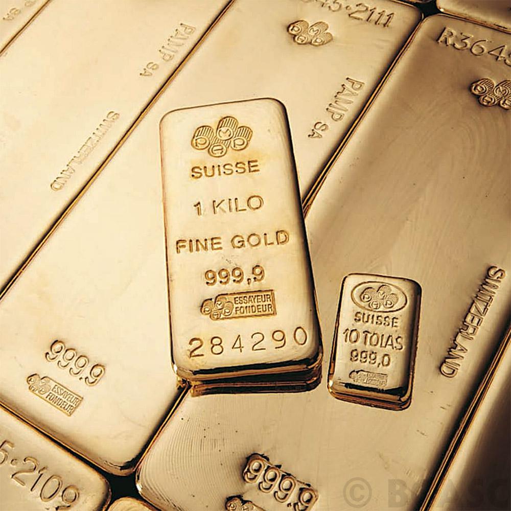 Buy 1 Kilo Gold Bar Pamp Suisse Cast 9999 Fine 24kt 32 15