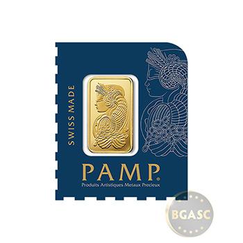 MULTIGRAM+12 1 gram Gold Bars Pamp Suisse Fortuna with VERISCAN .9999 Fine 24kt - Image