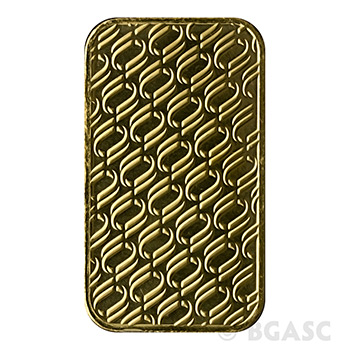 1 oz Gold Bars Sealed New With Assay Card by OPM Ohio Precious Metals .9999 Fine 24kt Gold Bullion - Image