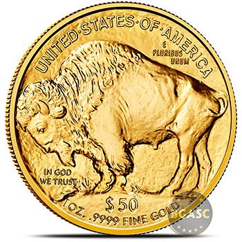 2021 1 oz American Gold Buffalo BU - Image