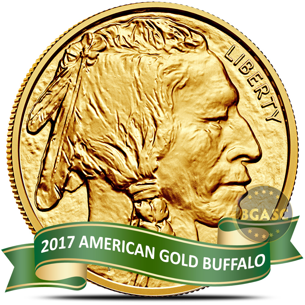 Buy 2017 1 Oz American Gold Buffalo Brilliant Uncirculated