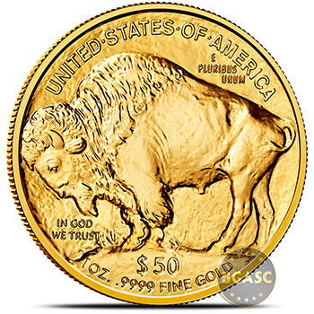 2019 1 oz American Gold Buffalo BU - Image