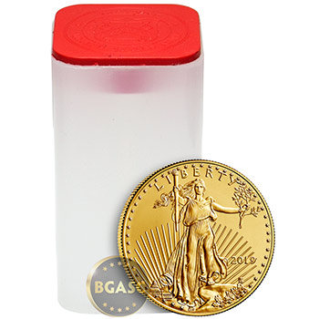 2019 1 oz Gold American Eagle $50 Coin Bullion BU - Image