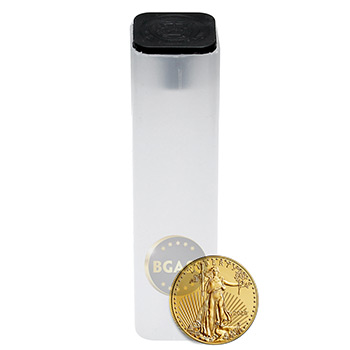 2020 1/10 oz Gold American Eagle $5 Coin Bullion BU - Image