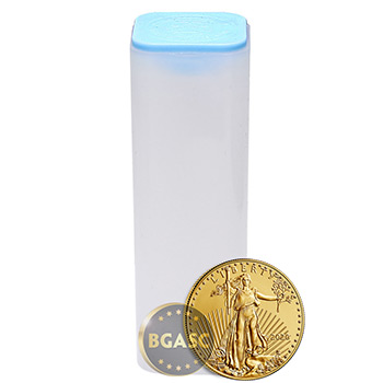 2020 1/4 oz Gold American Eagle $10 Coin Bullion BU - Image