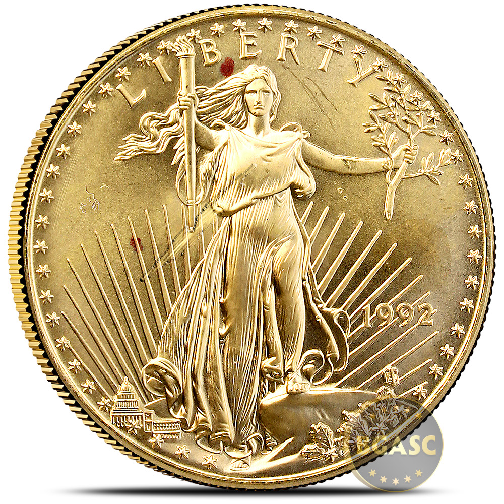 Gold American Eagle 50 Bullion Coin