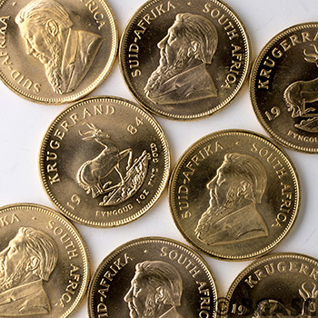 1 oz South African Gold Krugerrand Bullion Brilliant Uncirculated Gem Year our Choice - Image