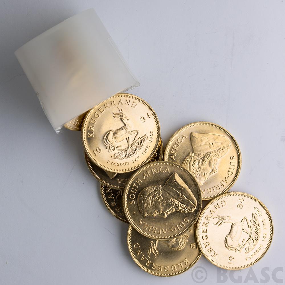 Buy 1 Oz Gold Krugerrand South African Bullion Coin