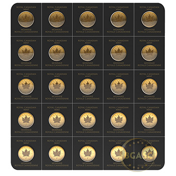 2021 Gold Maplegram25 - Image