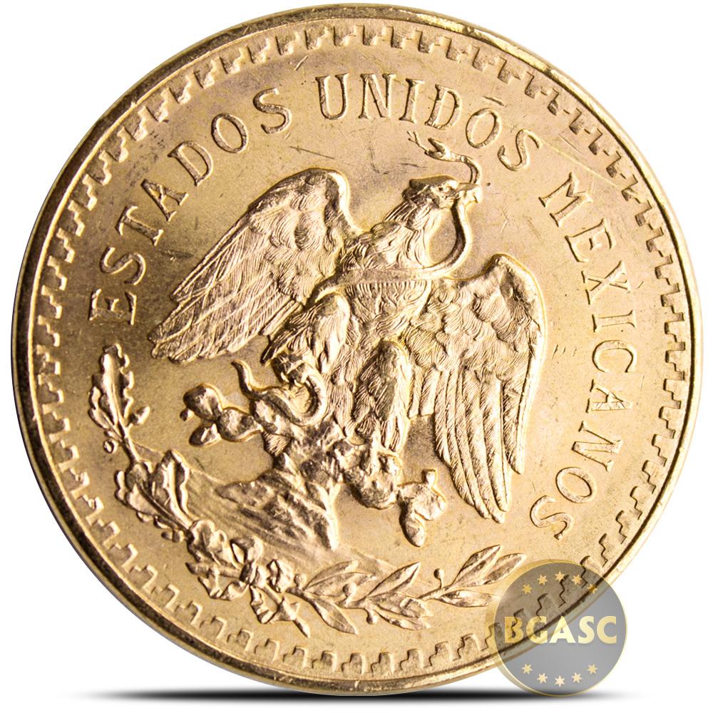 Buy Mexico Gold 50 Pesos Centenario Agw 1 2057 Oz