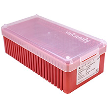 Empty Valcambi / Credit Suisse Plastic Storage Box for Gold Bars in Assay