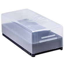 Empty Pamp Certified Bar Hard Plastic Storage Box