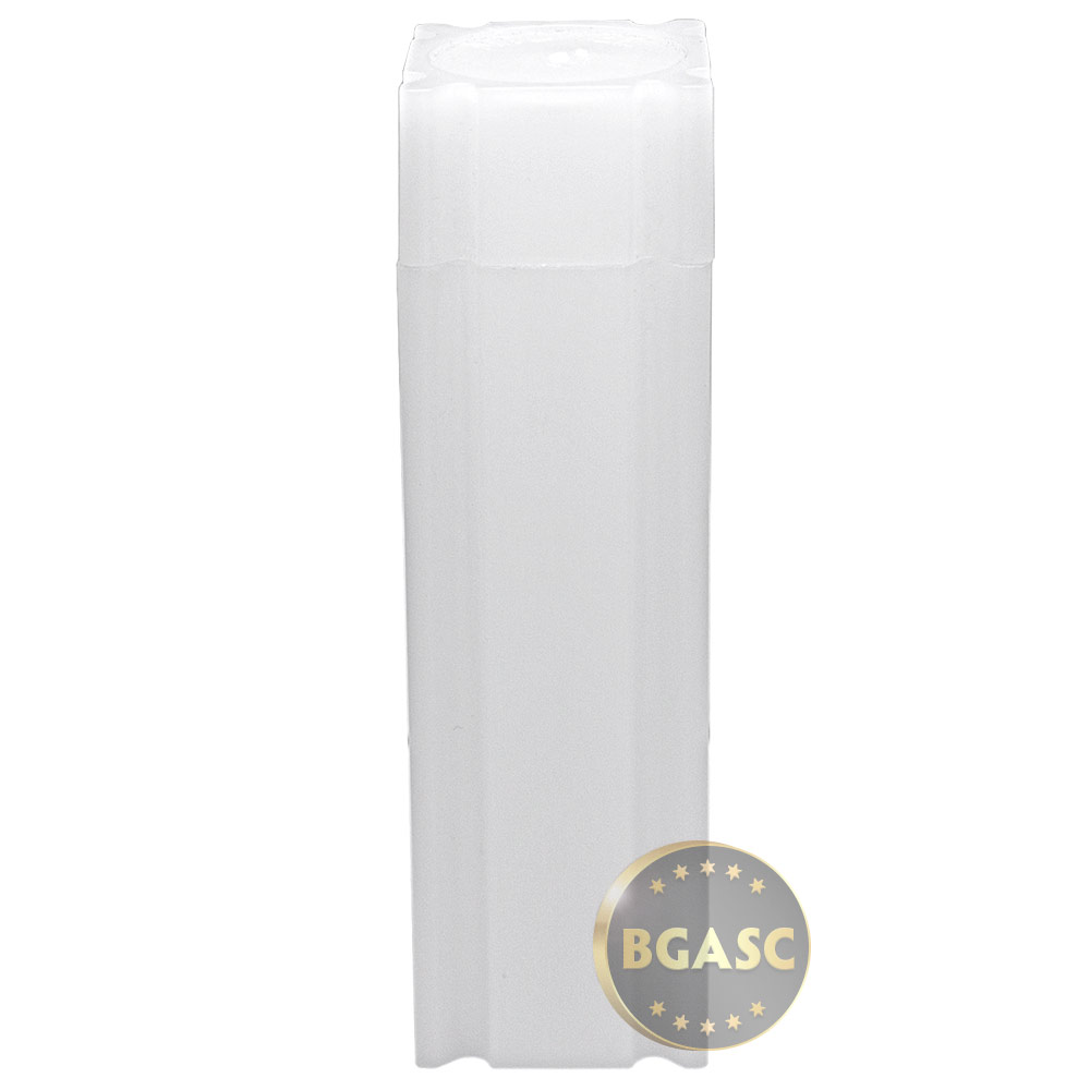 CoinSafe Tube for Nickel Holds 40 Coins! 1