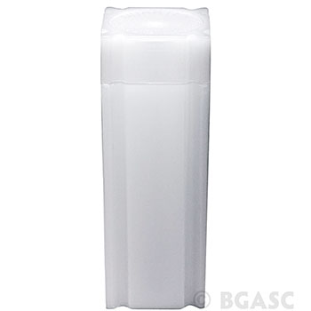 Quarter Coin Tubes (25 Cent) - CoinSafe 25.5mm