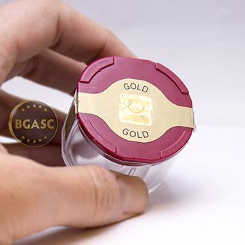 Austrian Gold Philharmonic 1 oz Coin Tube - Image