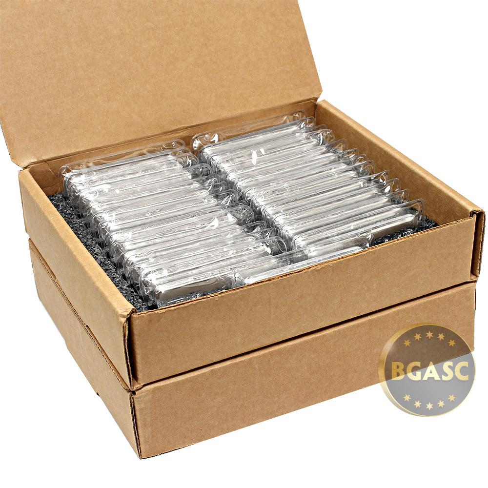 10 Ounces Of 999 Fine Silver