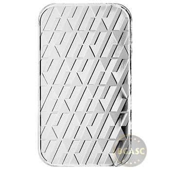 1 oz Silver Bar Asahi .999 Fine Bullion Ingot - Image