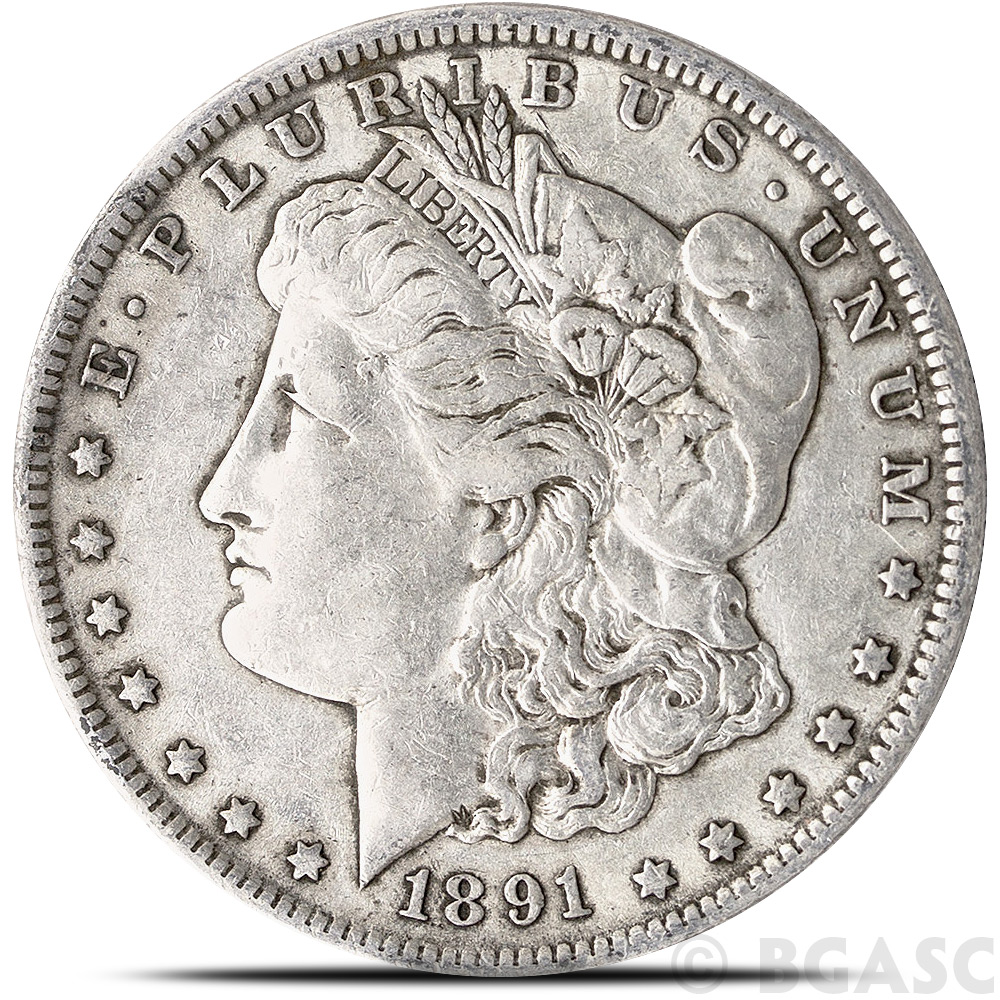 Buy Fine Extra Fine Pre 1921 Morgan Silver Dollars 1878