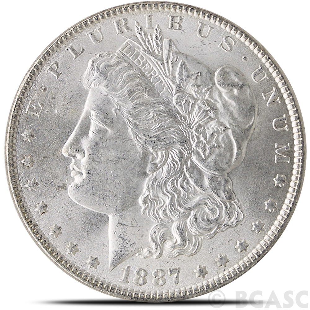 Buy Uncirculated Pre 1921 Morgan Silver Dollars 1878 1904