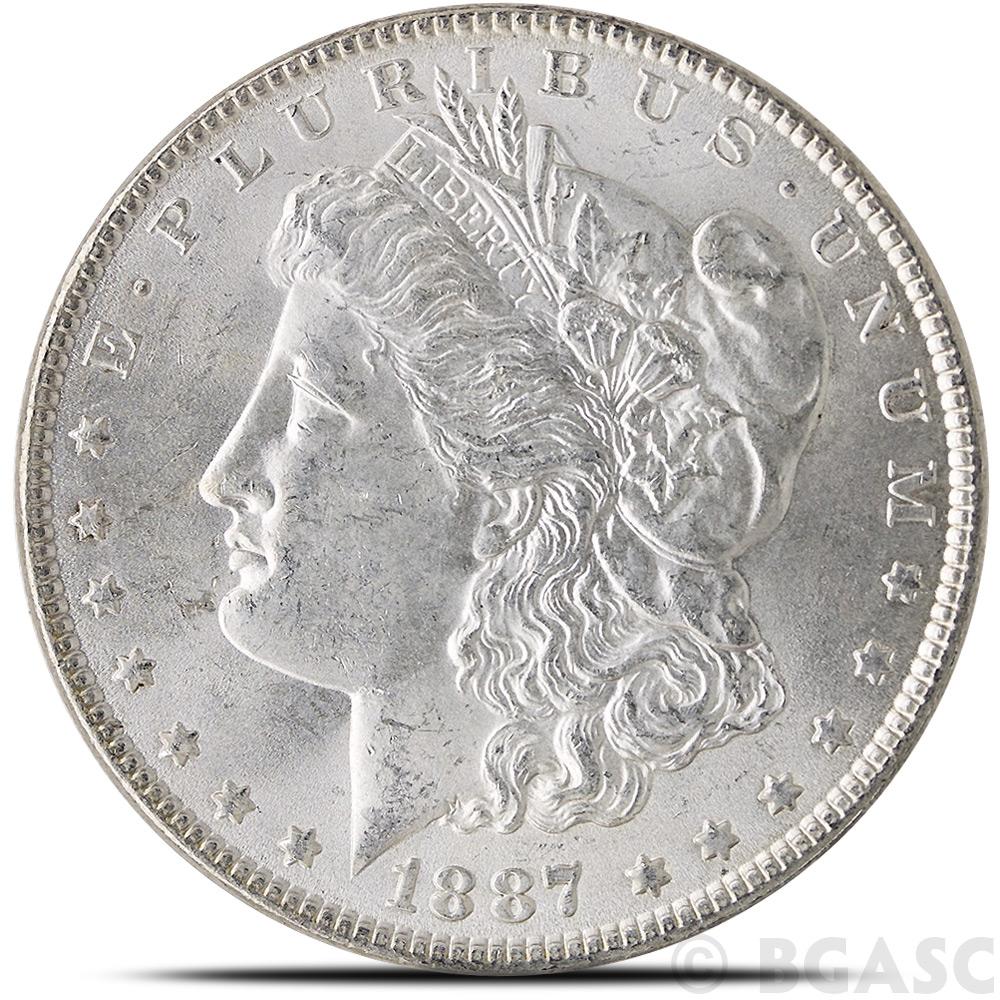 Buy Tube Of 20 Uncirculated Pre 1921 Morgan Silver Dollars