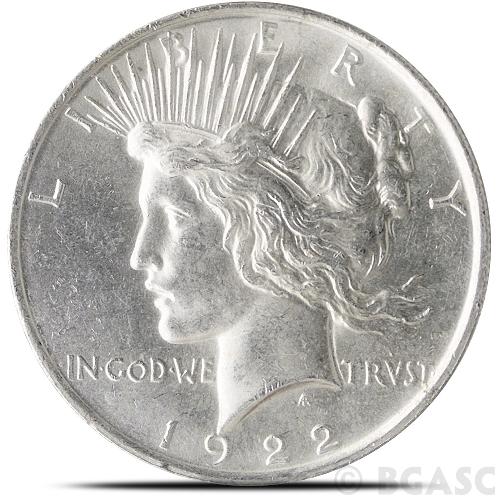 Buy Uncirculated Peace Silver Dollar Coins Peace Dollars