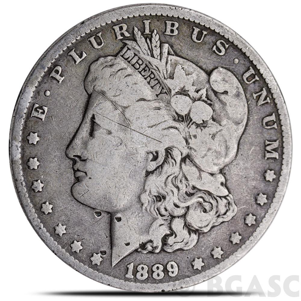 Buy Morgan Silver Dollars 90 Silver Coins Circulated