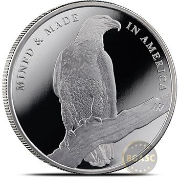 1 oz Silver Rounds American Reserve .999 Fine Silver Bullion - Image