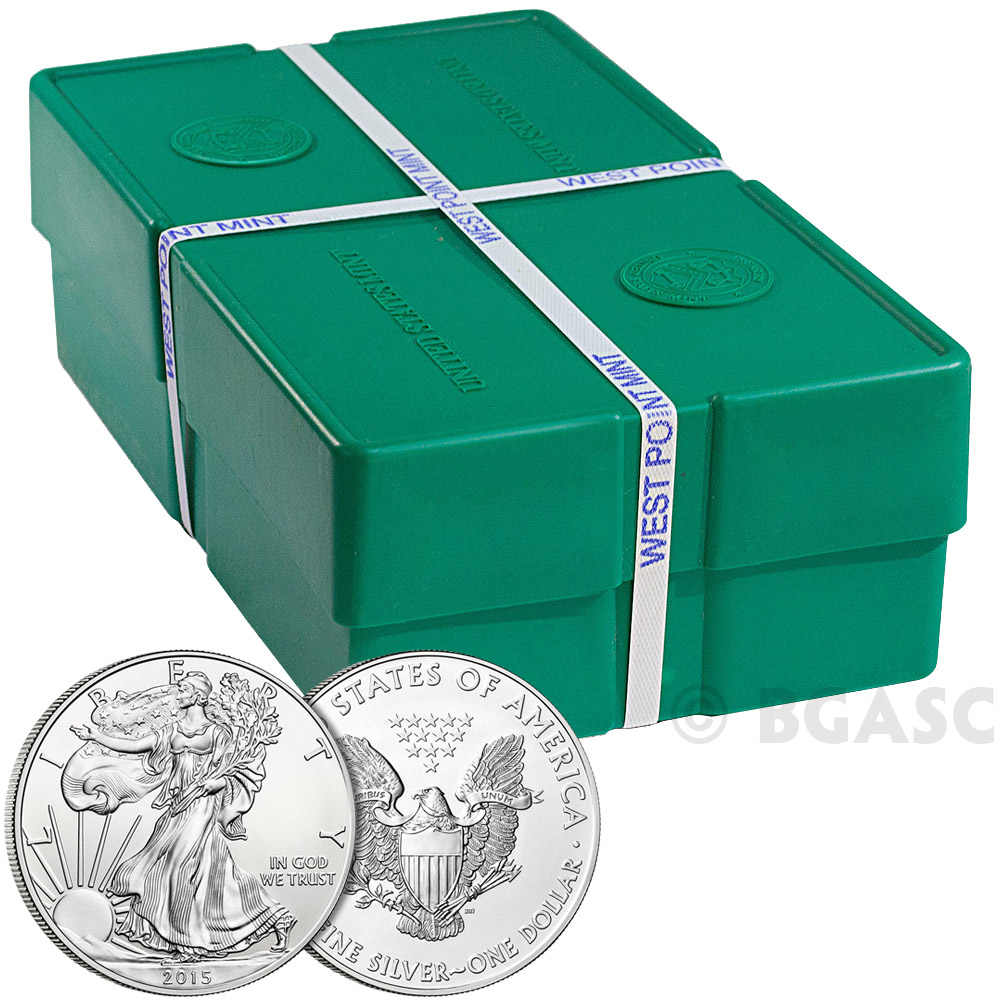 Buy 2015 1 Oz American Silver Eagle Bullion Coin 999 Fine