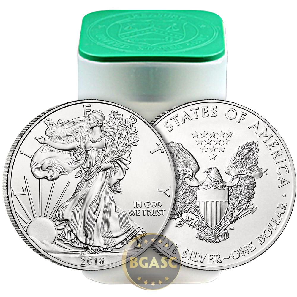Buy 2016 1 Oz American Silver Eagle Bullion Coin 999 Fine