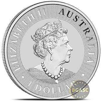 2019 Australian 1 oz Silver Kangaroo .9999 Fine BU - Image