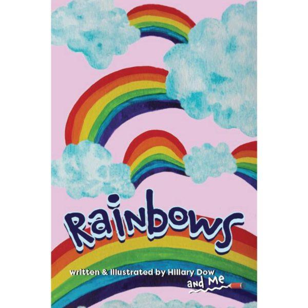 Rainbows-interactive children's book by Hillary Dow